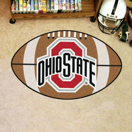 Ohio State University Football Mat