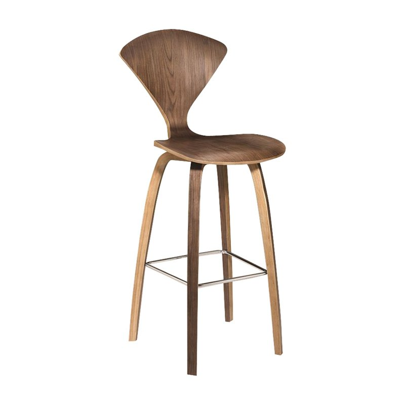 Beech wood bar stools quot set of natural walmart