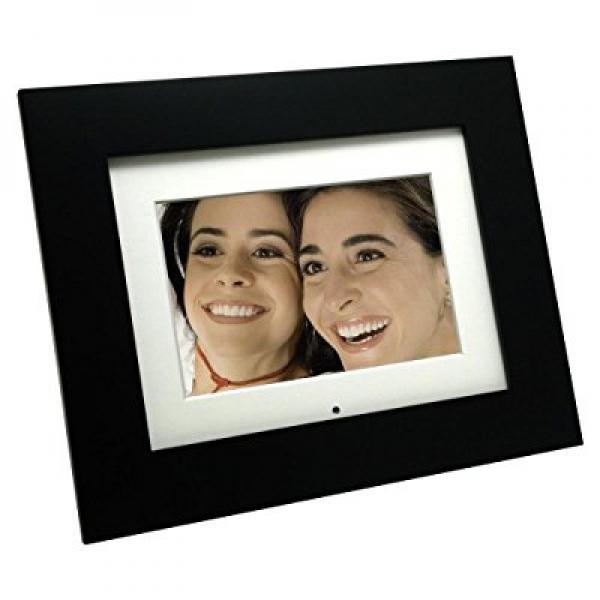 Pandigital 7 LCD Digital Picture Photo Frame Black PI7056AWB