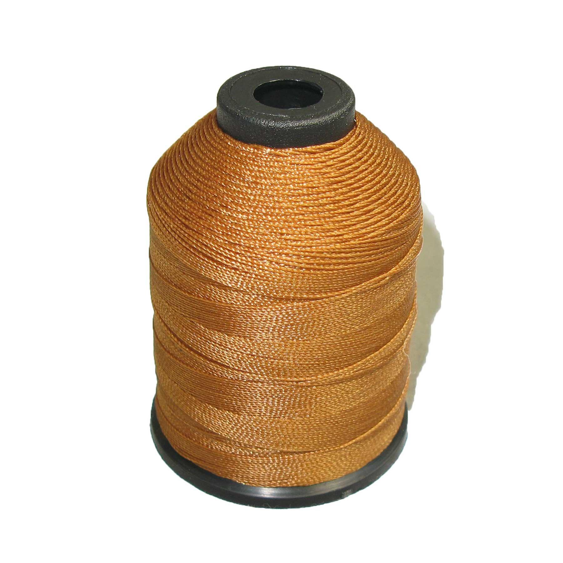 Tex 70 Premium Bonded Nylon Sewing Thread #69 for Leather - Fuchsia