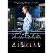 The Newsroom: The Complete Series by