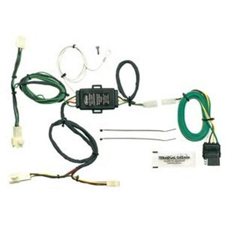 HOPPY 43475 1998-2002 Toyota Sienna Trailer Wiring Connector ... on