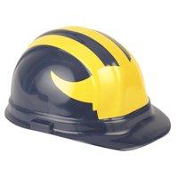 Michigan Wolverines WinCraft Team Construction Hard Hat - No Size
