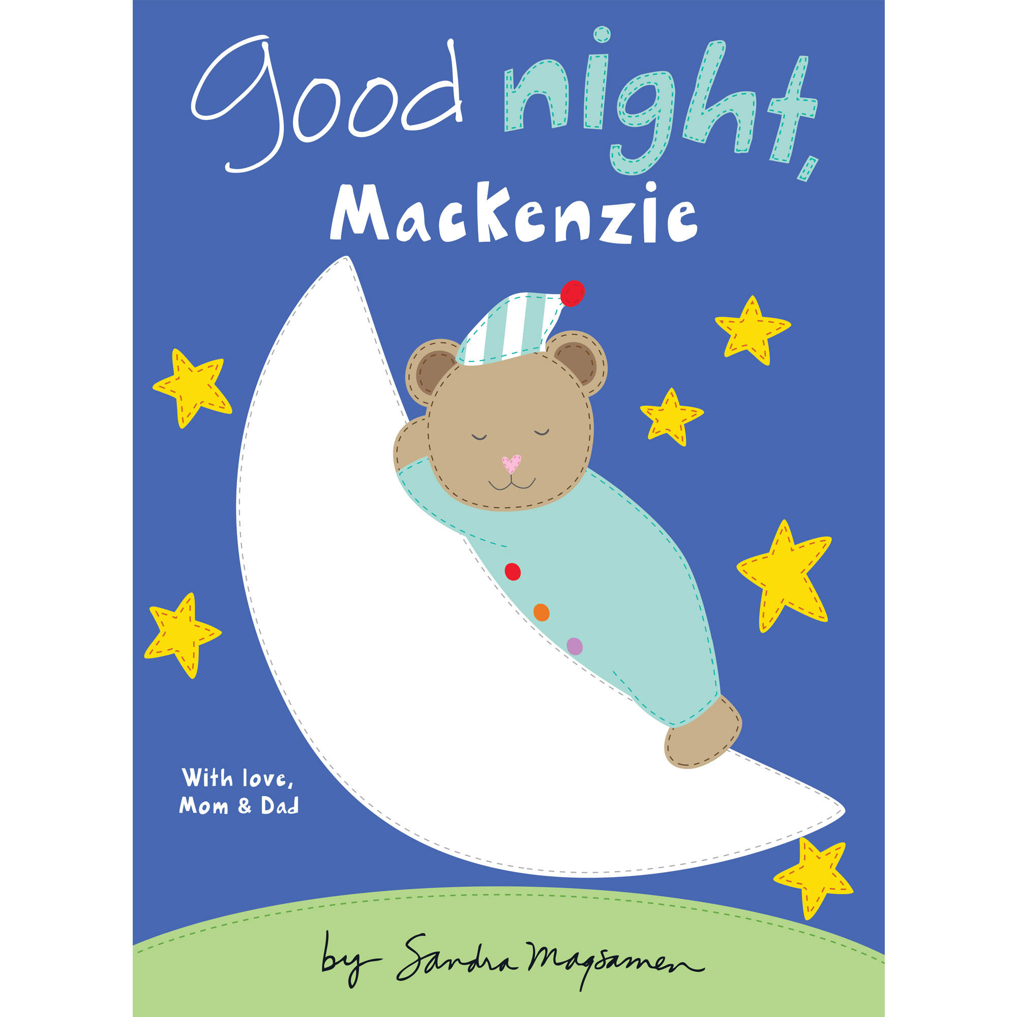 Personalized Book - Good Night to You