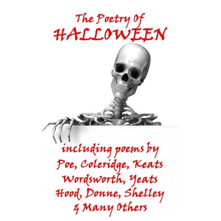 Halloween, A Theme In Verse - eBook - Halloween Pre-k Theme