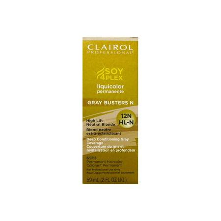 Clairol Liquid Perm High Lift Neutral Blonde