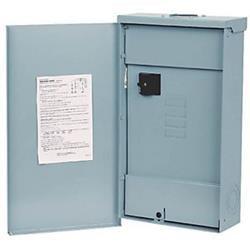 Siemens Energy 6929616 W0404MB1200CT 200 amp Mobile Home ...