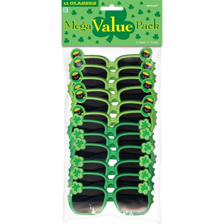 St. Patrick'S Day Plastic Glasses (12 Pack) - Party Supplies](St Patricks Day Party Supplies)