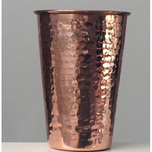 Ebern Designs Oliveira 14 oz. Copper Moscow Mule Mug (Set of 2)