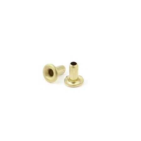 A15091700ux0358 Cuivre Plaqué via à travers trou rivets creux illets PCB Circuit - image 1 de 2
