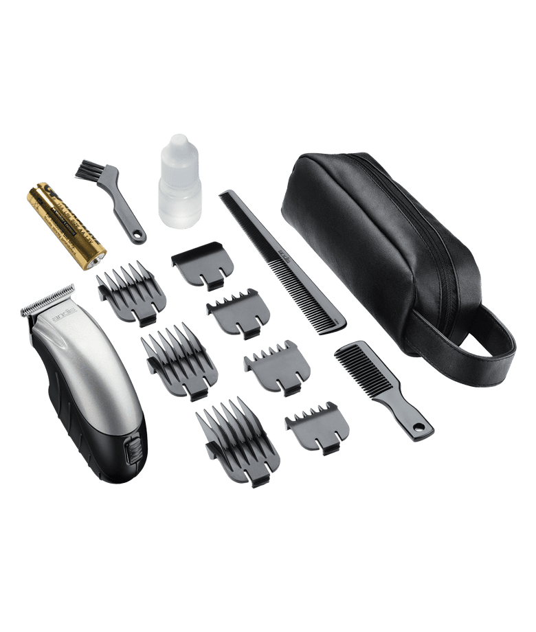 Andis Trim 'N Go T-Blade Trimmer Kit, 12-Pieces