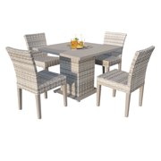 New Haven Square Dining Table with 4 Chairs
