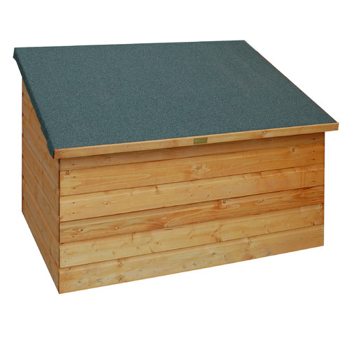 Rowlinson Wood Deck Box by Deck Boxes
