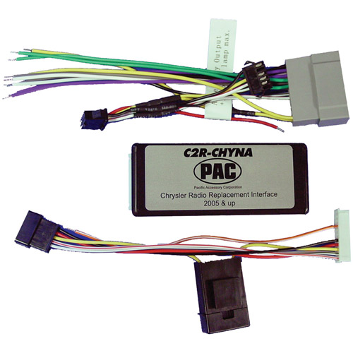 PAC C2R-Chyna for Chrysler Vehicles with No Factory Amplifier