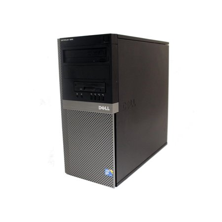 Dell Optiplex 980 Minitower Desktop, Intel i3 550 3.2Ghz, 4GB DDR3 RAM, 1TB Hard Drive, DVD, Windows 7 Professional - Refurbished