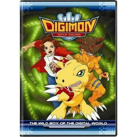 Digimon: Wild Boy of the Digital World