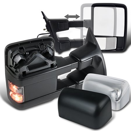 2008 2016 F250 Superduty Power Adjust Towing Mirrors W Led