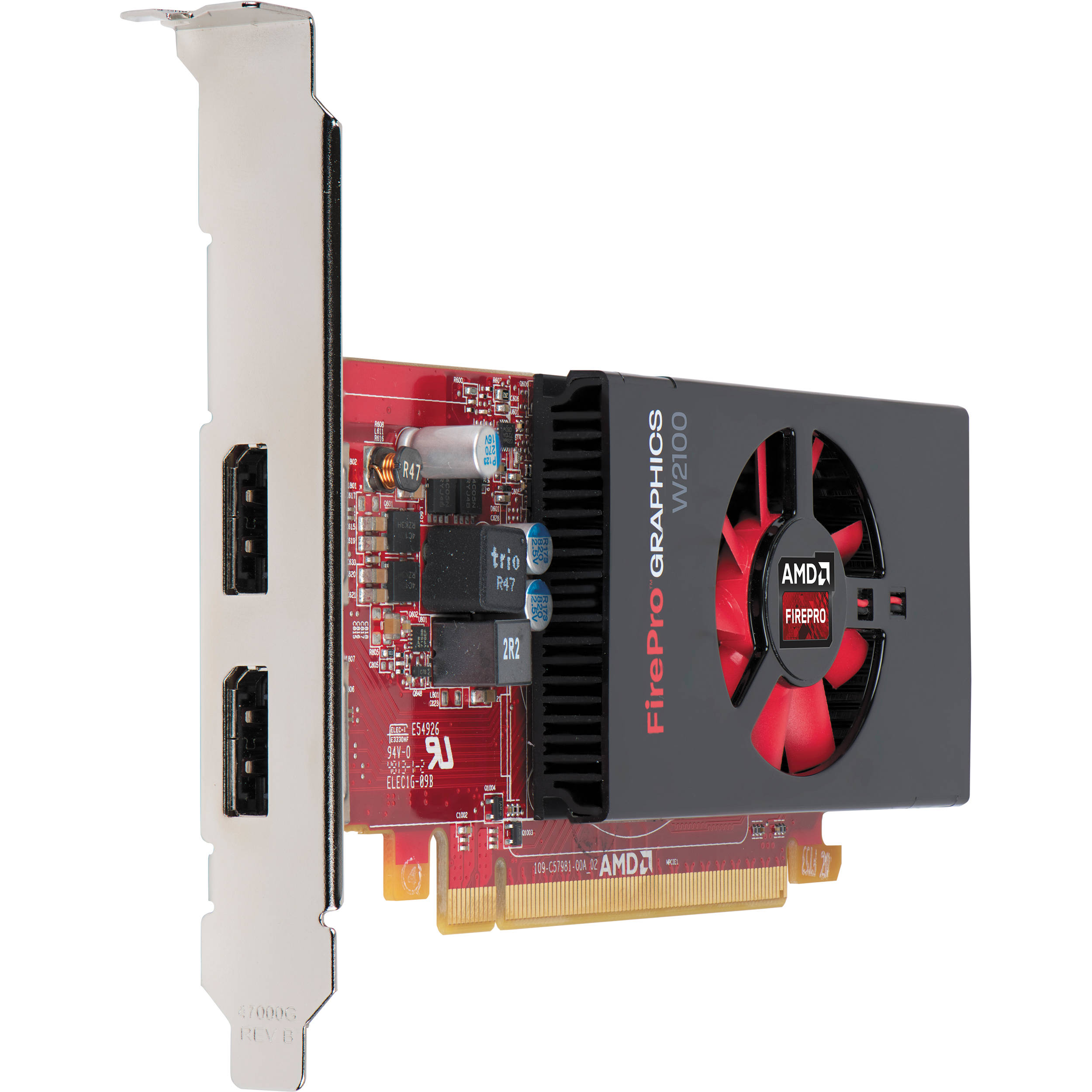 AMD FirePro W2100 2GB Graphics Card (Used)