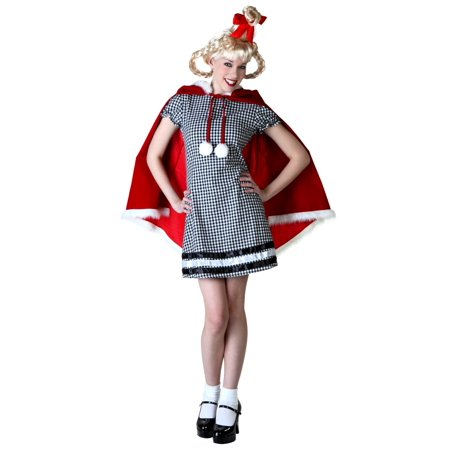 Women's Christmas Girl Costume - Christmas Theme Costume