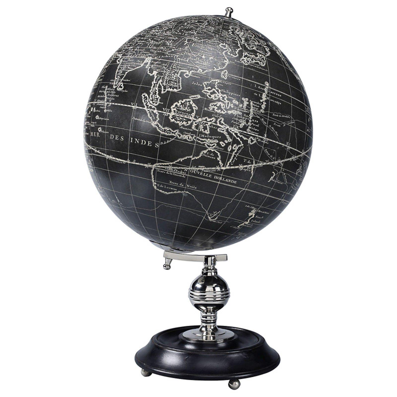 Authentic Models Vaugondy 1745 12.75-Inch Diameter Tabletop Globe