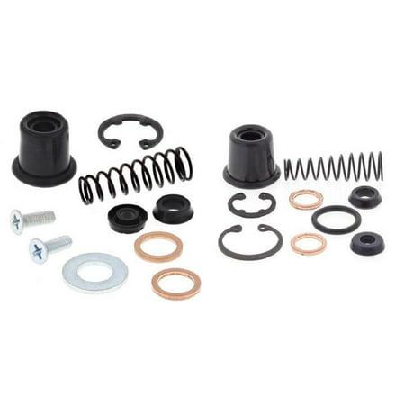 MSR Front & AB Rear Brake Master Cylinder Rebuild Kit Yamaha YZ125 1996-2000