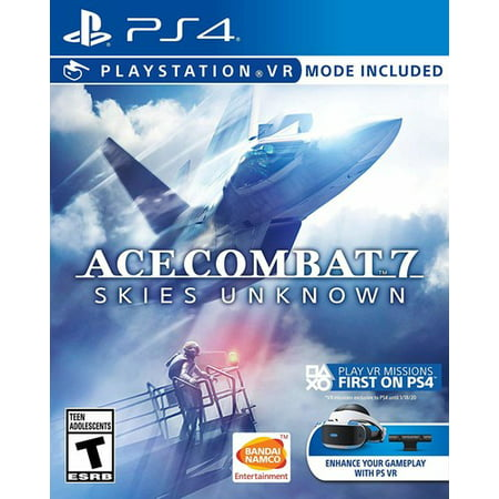 Ace Combat 7 Skies Unknown for PlayStation - Sky Breeze Games Halloween