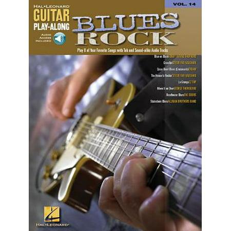 Hal Leonard Guitar Play-Along: Blues Rock - Hal Leonard Blues Mandolin