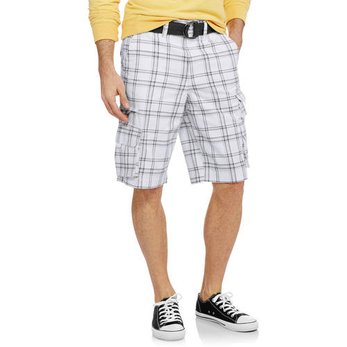 Faded Glory Men's Stacked Cargo Short by