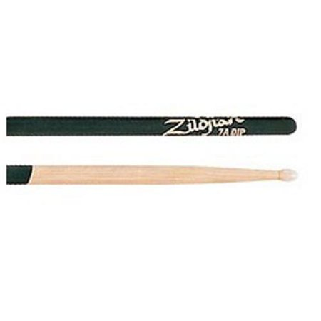 Dip Series Drumsticks - Zildjian 7A DIP Series Hickory Wood Tip Drumsticks