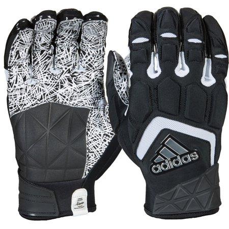 Adidas Freak Max Adult Football Lineman Gloves Adidas Embroidered Gloves