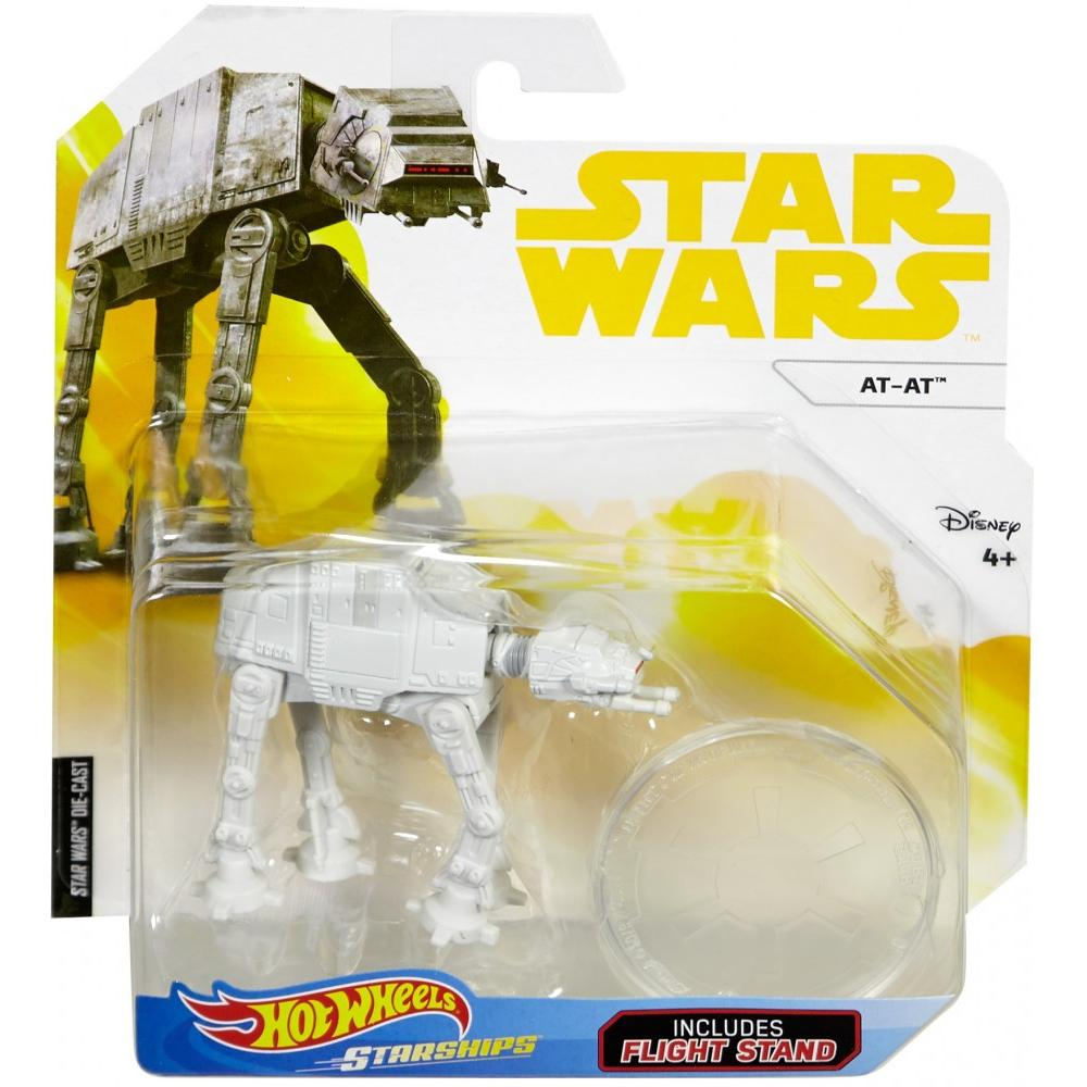 Hot Wheels Star Wars Starships AT-AT