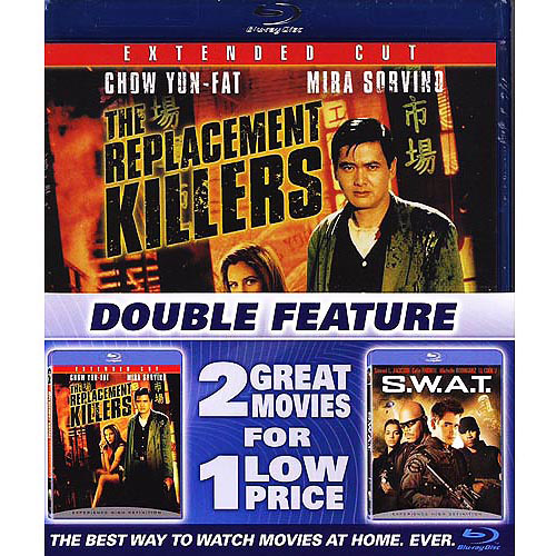 Replacement Killers / S.W.A.T. (2 Discs) (Blu-ray)/ (Anamorphic Widescreen)