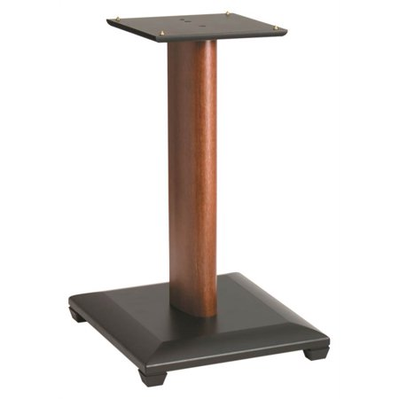18 in. Speaker Stands in Cherry