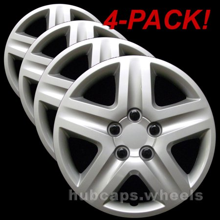 Premium Hubcap Set for Chevrolet Impala / Monte Carlo - Replacement 16-inch Wheel Covers (4-Pack)