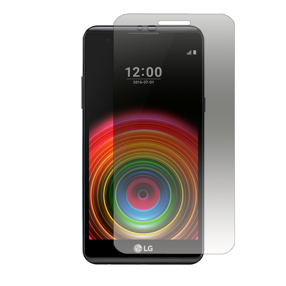 LG Tribute HD Screen Protector, by Insten 2.5D 0.33mm Clear Tempered Glass Screen Protector For LG Tribute HD - image 1 of 1