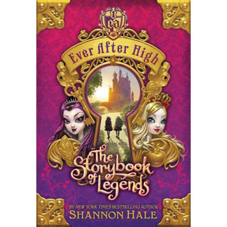 Ever After High: The Storybook of Legends - Ever After High Characters List