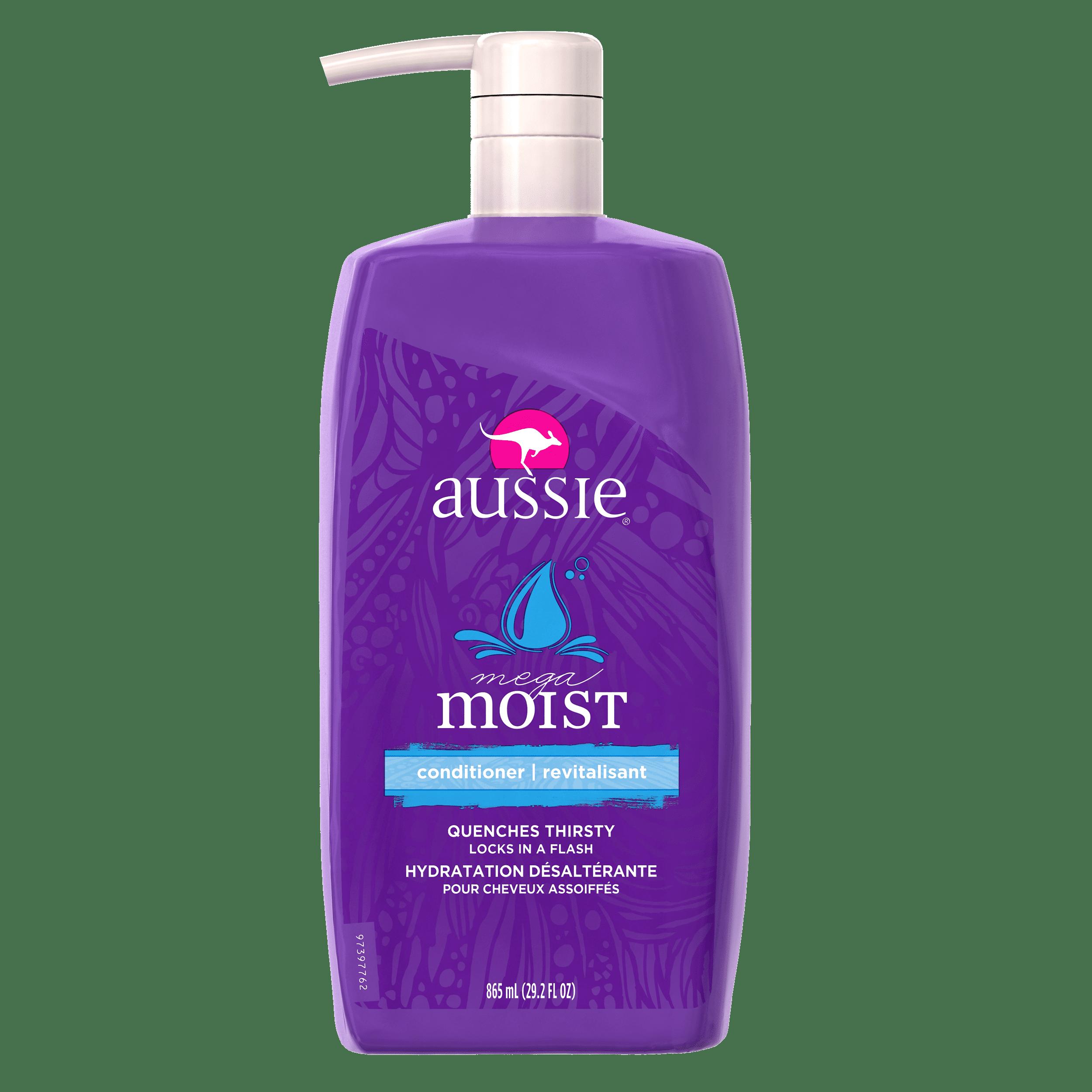 Aussie Mega Moist Conditioner 29.2 fl oz