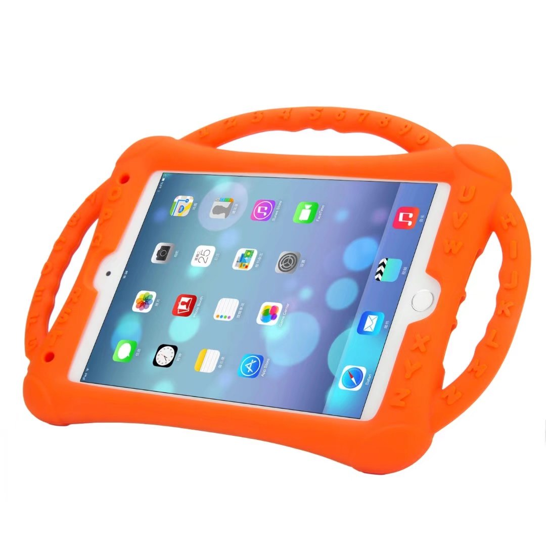 [New Design]Dteck iPad mini Case Kids Shockproof Handle Stand Cover For iPad mini, mini 2, mini 3 and mini 4, Pink