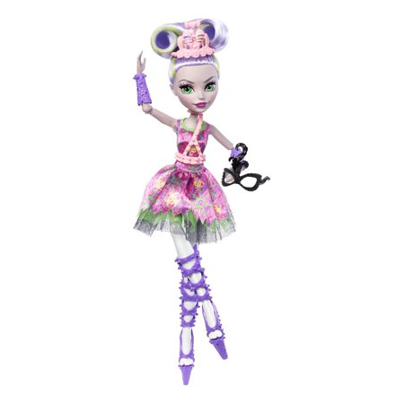 Monster High Ballerina Ghouls Moanica D\'kay Doll](Monster High Ghouls Rule Halloween Dolls)