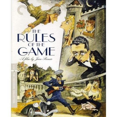 The Rules Of The Game (French) (Criterion Collection) (Blu-ray)