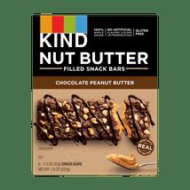 Granola & Protein Bars: KIND Nut Butter Filled