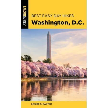 Best Easy Day Hikes Washington, D.C. - eBook (Best Suburbs Of Washington Dc)