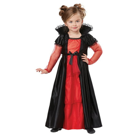 Toddler Vampire Girl Costume by California Costumes 00161 for $<!---->