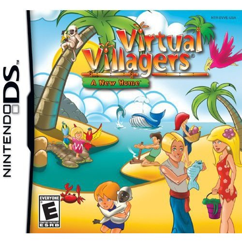 Image of Virtual Villagers (DS)