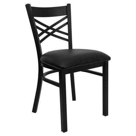Black Vinyl Seating (Flash Furniture HERCULES Series Black