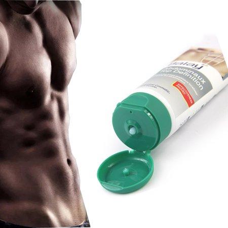 matoen Men Slimming Cream Fat Burning Muscle Belly Stomach Reducer Gel Weight Loss