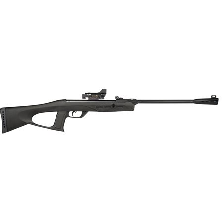 Gamo 6110026154 Recon G2 Whisper Air Rifle with Red Dot Illuminated Green Break Open .177 Pellet 18