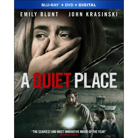 A Quiet Place (Blu-ray + DVD +...