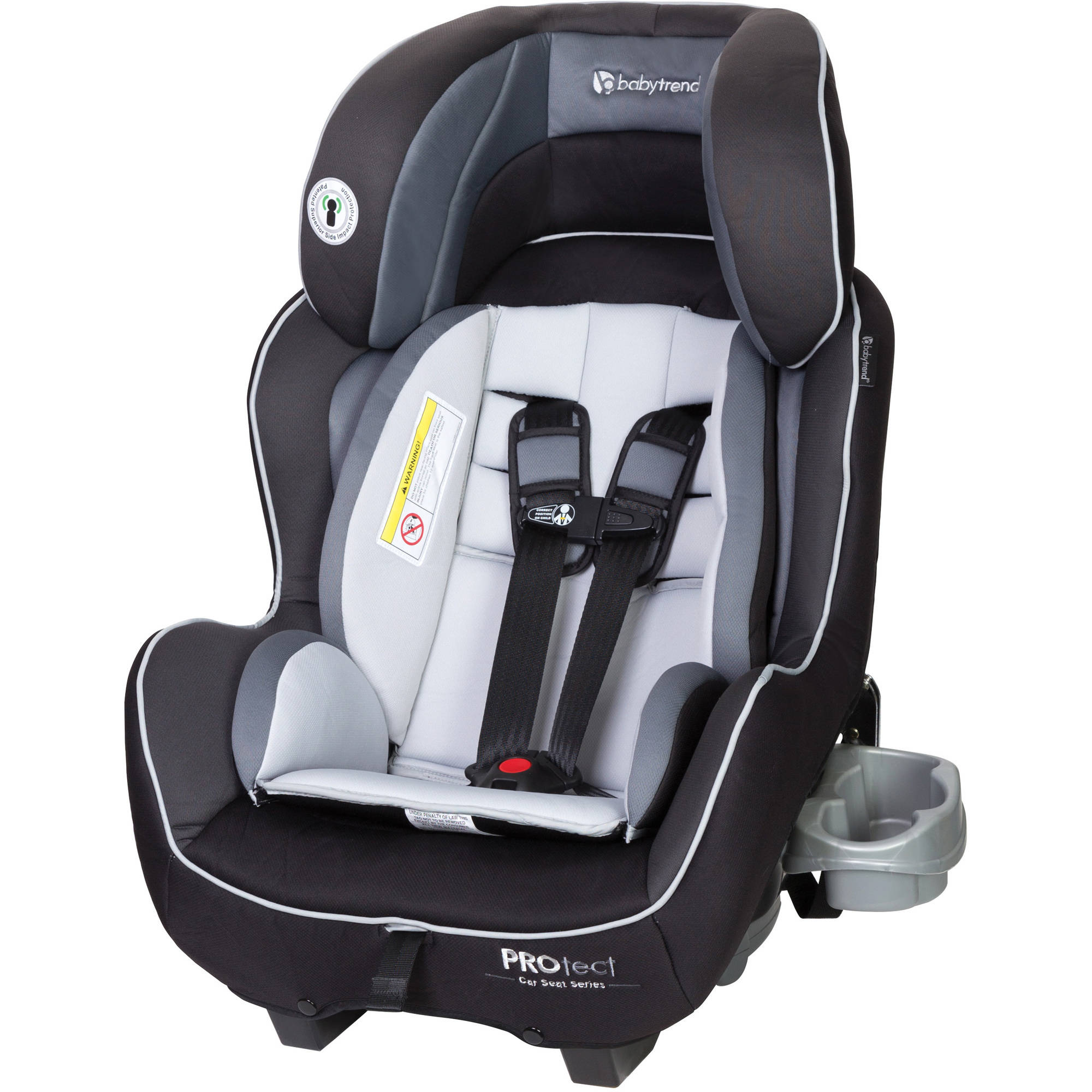 Baby Trend PROtect Sport Convertible Car Seat, Polaris