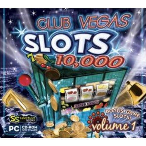 SelectSoft Club Vegas 10,000 Slots, Volume 1 (Digital Code)